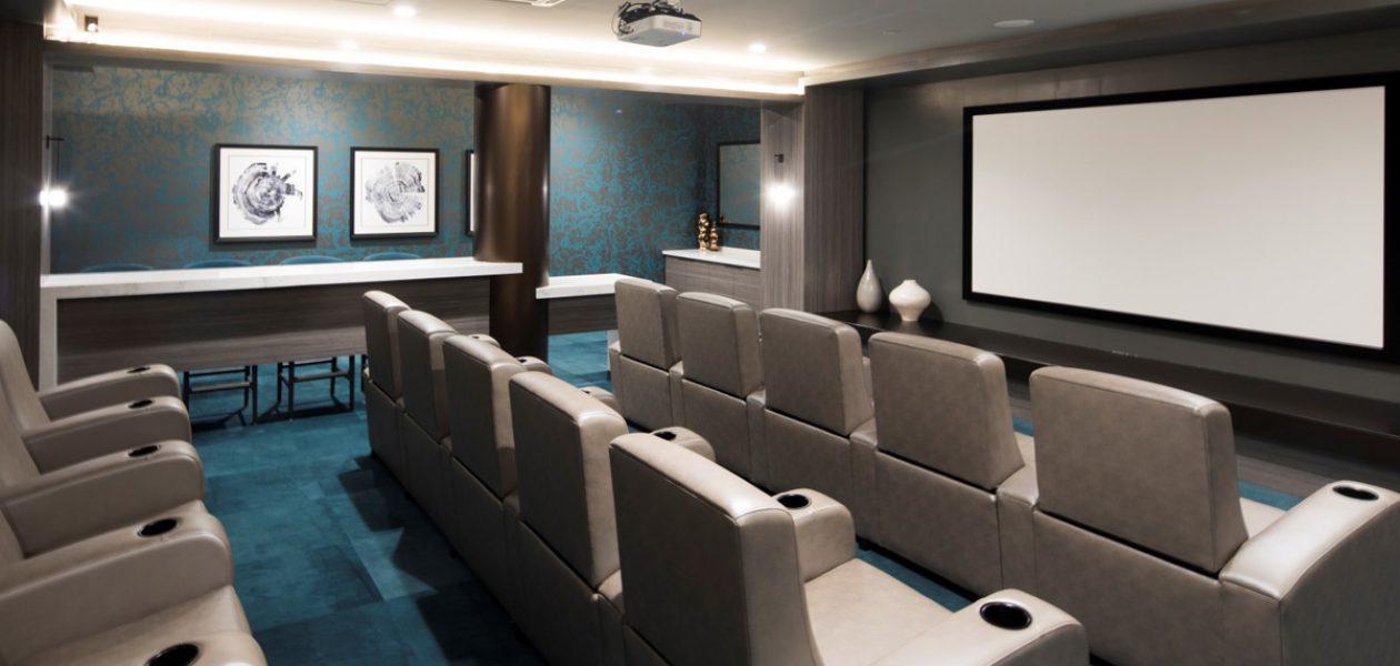 Resident Movie Theater