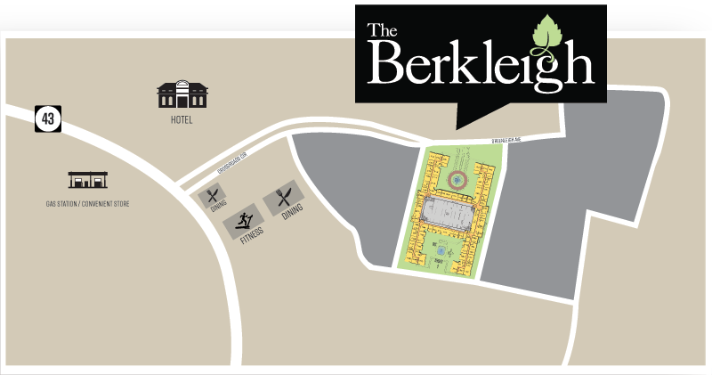 The Berkleigh in White Marsh