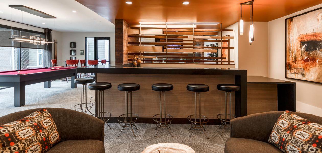 Clubroom Bar